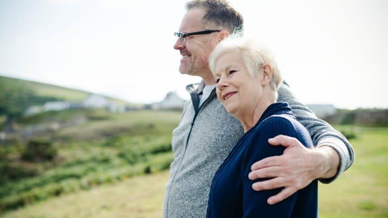 Ældre par