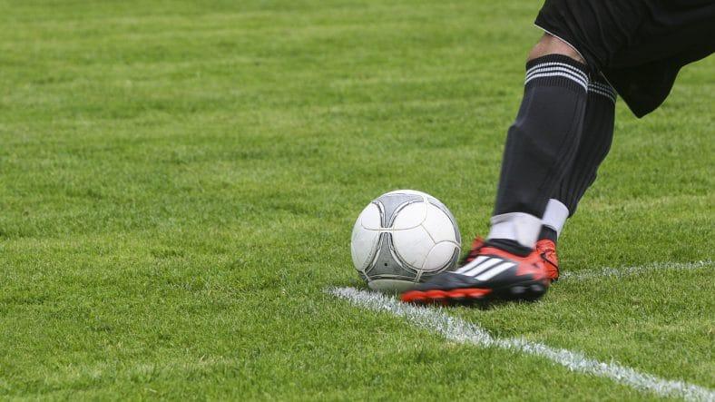 Fodboldudstyr er vigtigt